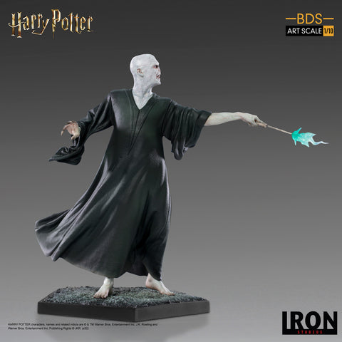 Iron Studios - BDS Art Scale 1:10 - Harry Potter and the Goblet of Fire - Voldemort