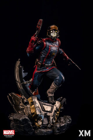 XM Studios - Marvel Premium Collectibles - Star-Lord (1/4 Scale)