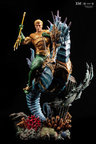XM Studios - DC Ultra Detailed Series - Rebirth - Aquaman (1/6 Scale)