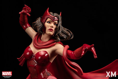XM Studios - Marvel Premium Collectibles - Scarlet Witch (1/4 Scale)
