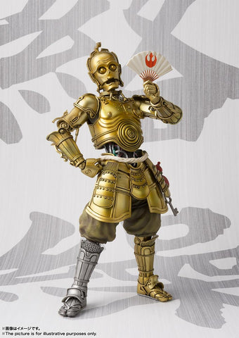 Bandai - Meishou Movie Realization - Star Wars - Honyaku Karakuri C-3PO (Translation Mechanism)