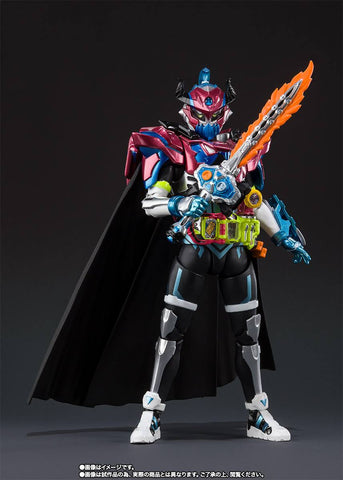 S.H.Figuarts - Kamen Rider Brave - Fantasy Gamer Level 50 (TamashiiWeb Exclusive)