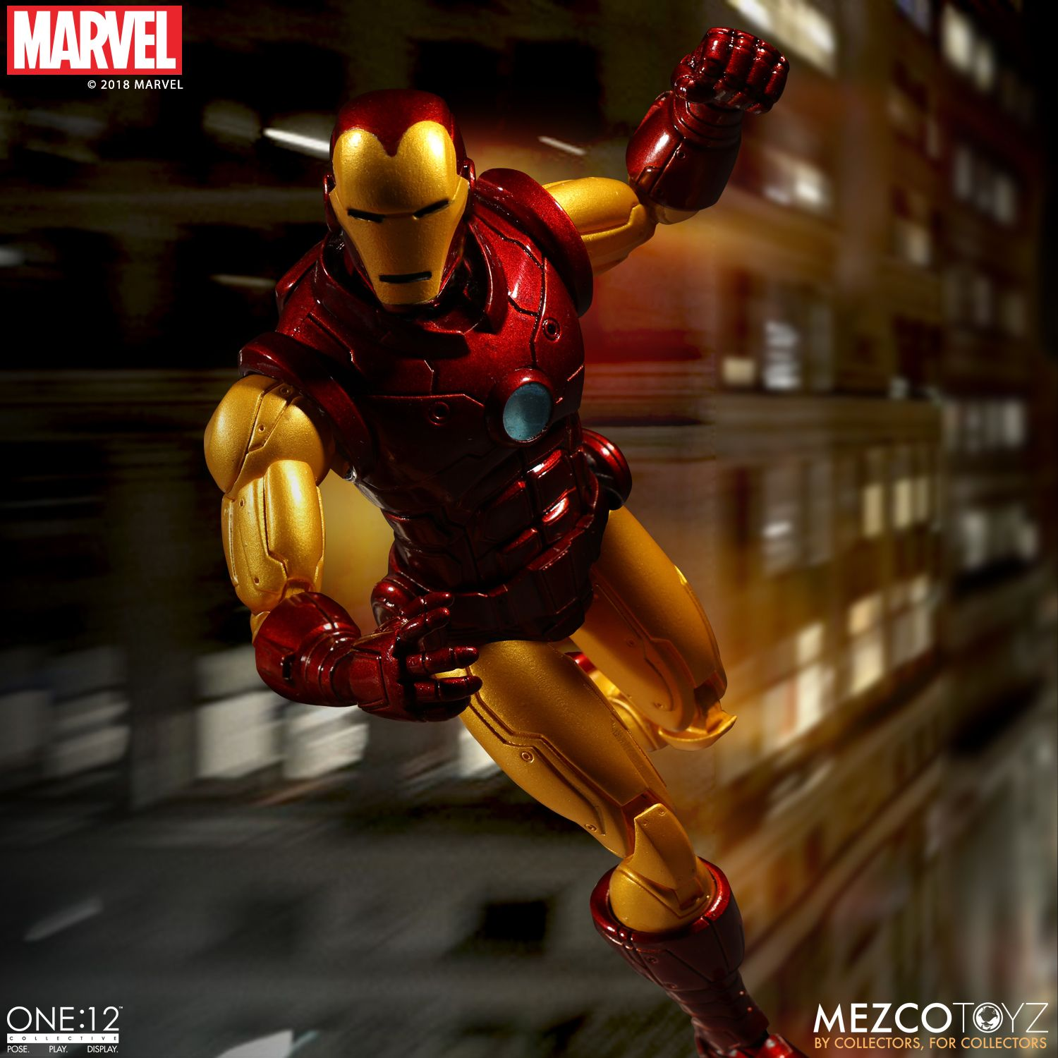 Mezco - One:12 Collective - Iron Man