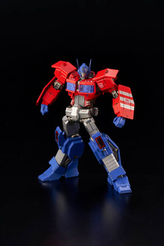 Flame Toys - Transformers - Furai Model 03 - Optimus Prime (IDW Ver.) Model Kit (Reissue)