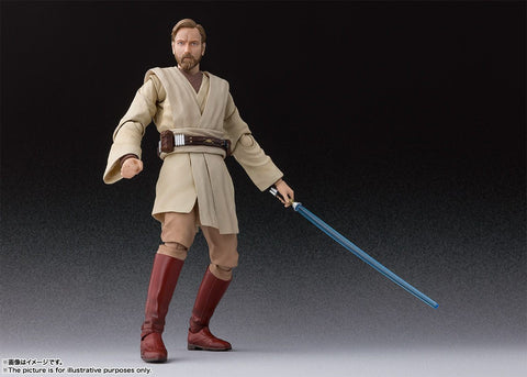 S.H.Figuarts - Star Wars: Revenge of the Sith - Obi-Wan Kenobi