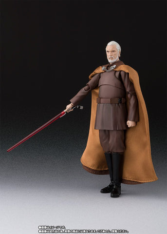 S.H.Figuarts - Star Wars: Revenge of the Sith - Count Dooku (TamashiiWeb Exclusive)