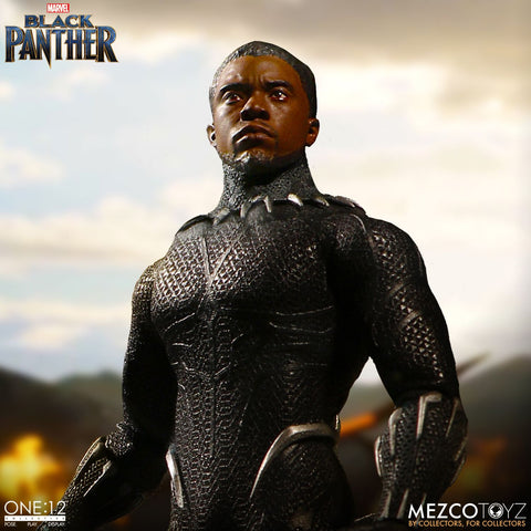 Mezco - One:12 Collective - Black Panther