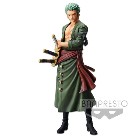 Banpresto - One Piece - Grandista (The Grandline Men) - Roronoa Zoro