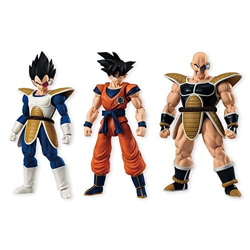 Bandai - Shokugan - Shodo Neo - Dragonball Vol. 4 (Set of 3) - Marvelous Toys - 1