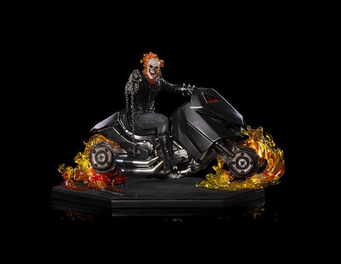 Iron Studios - Venue Limited Edition 1:10 Art Scale Statue - Ghost Rider (SHCC 2018 Exclusive)
