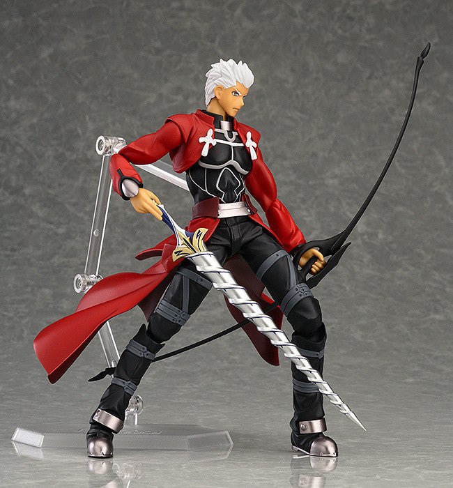 Figma - 223 - Fate/stay night - Archer - Marvelous Toys - 3