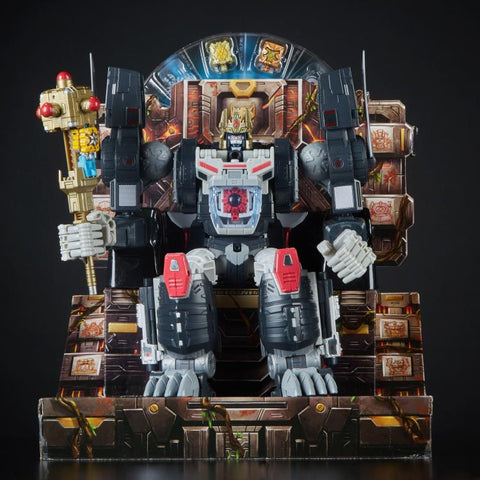 TakaraTomy - Transformers Generations - Power of the Primes - PP-43 - Throne of the Primes Optimus Primal