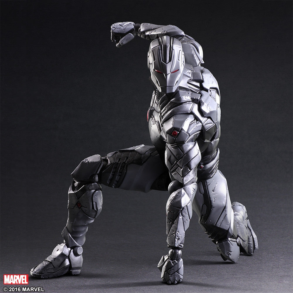 Play Arts Kai - Marvel Universe Variant - Iron Man (Limited Color Ver.) - Marvelous Toys - 3