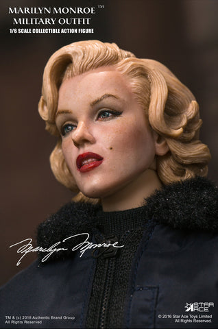 Star Ace Toys - Marilyn Monroe (Military Outfit)