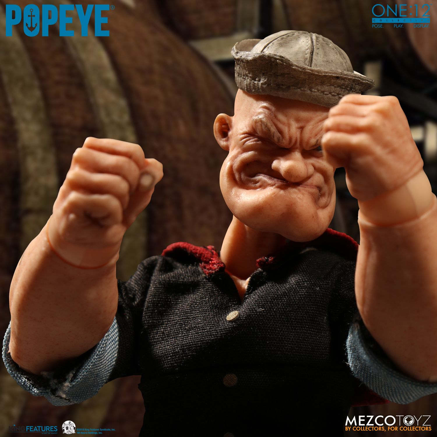 Mezco - One:12 Collective - Popeye