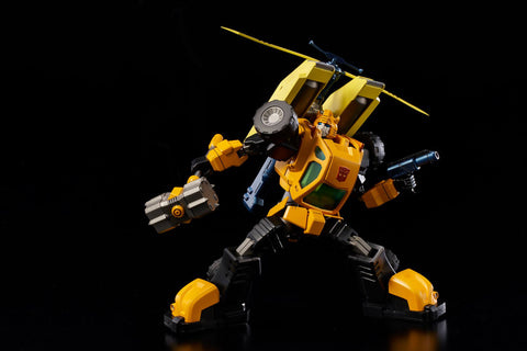 Flame Toys - Transformers - Furai Model 04 - Bumblebee Model Kit