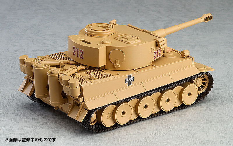 Nendoroid More - Girls und Panzer - Tiger I - Marvelous Toys - 4