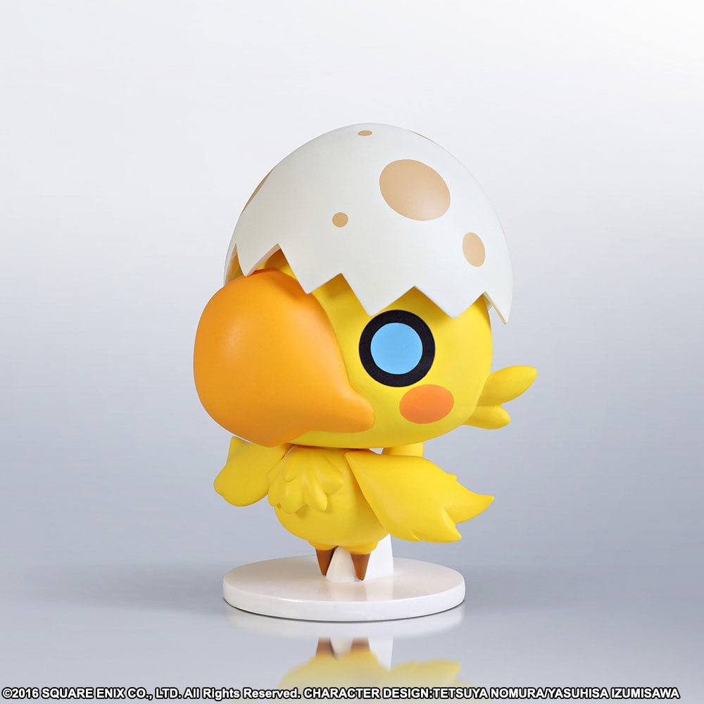 Static Arts Mini - World of Final Fantasy - Chocochick - Marvelous Toys - 1