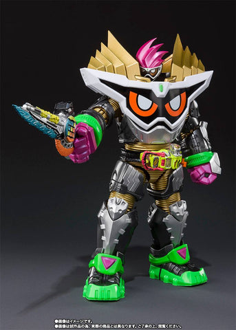 S.H.Figuarts - Kamen Masked Rider - Ex-Aid Maximum Gamer Level 99 (TamashiiWeb Exclusive)