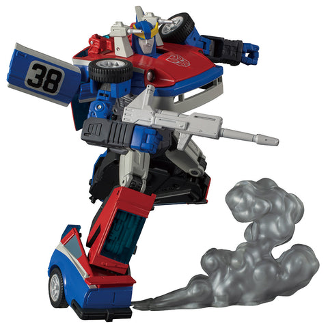 TakaraTomy - Transformers Masterpiece - MP-19+ - Smokescreen (Anime Colors) (TakaraTomy Mall Exclusive)