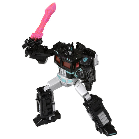 Hasbro - Transfomers Generations - War For Cybertron: Siege - Voyager - Nemesis Prime (TakaraTomy Mall Exclusive)