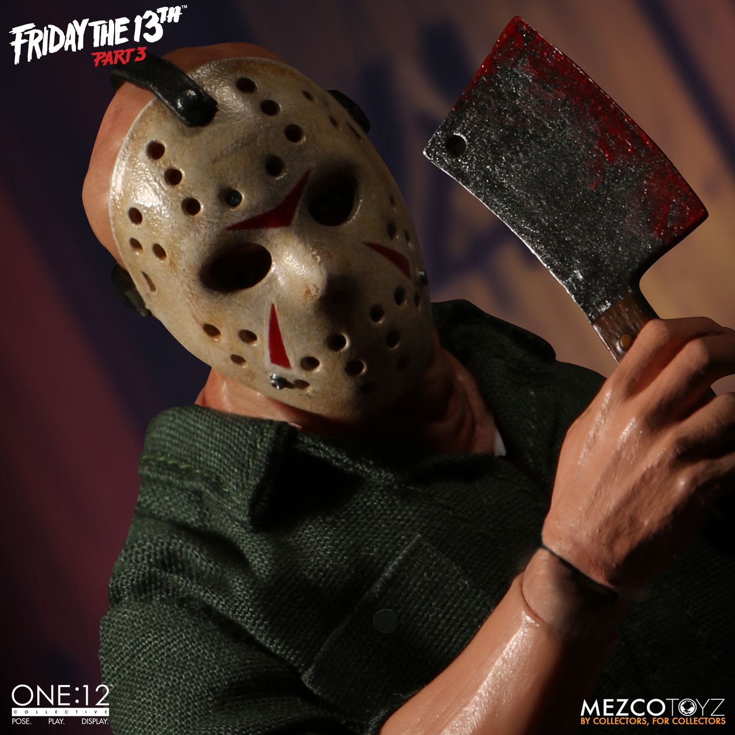 Mezco - One:12 Collective - Friday The 13th Part 3 - Jason Voorhees