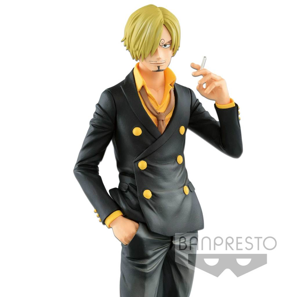 Banpresto - One Piece - Grandista (The Grandline Men) - Sanji
