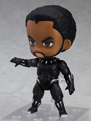 Nendoroid More - Avengers: Infinity War - Black Panther Extension Set