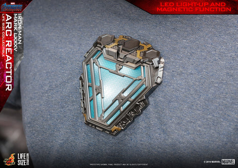 Hot Toys - LMS010 - Avengers: Endgame - Iron Man Mark LXXXV Arc Reactor (Life-Size)