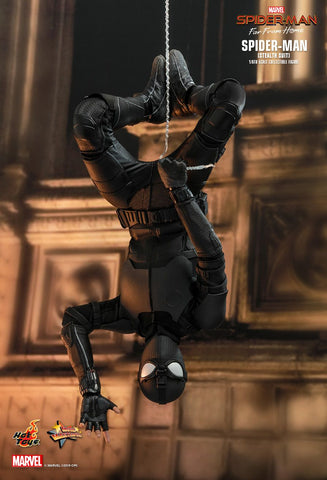Hot Toys - MMS540 - Spider-Man: Far From Home - Spider-Man (Stealth Suit)