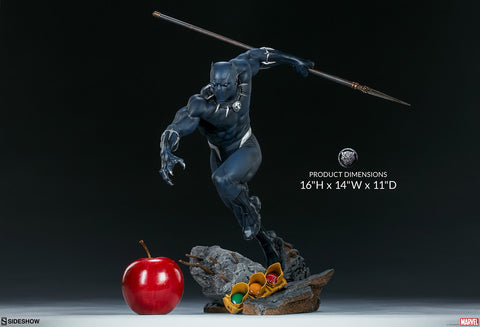 Sideshow Collectibles - Marvel - Avengers Assemble - Black Panther (1/5 Scale)