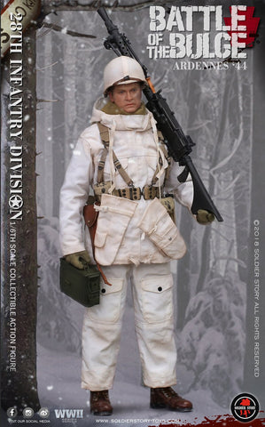 Soldier Story - U.S. Army 28th Infantry Division - Battle of the Bulge, Ardennes 1944 (1/6 Scale)