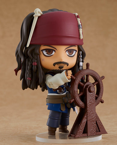 Nendoroid - 1557 - Pirates of the Caribbean - Jack Sparrow