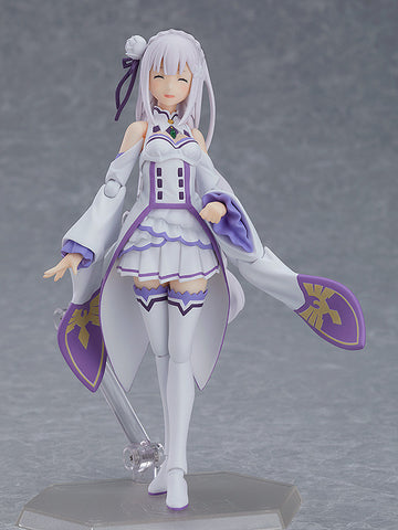 figma - 419 - Re:ZERO -Starting Life in Another World- - Emilia (Reissue)