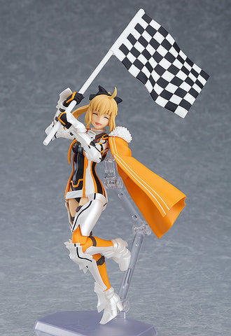 figma - 128 - Fate/Grand Order X Type-Moon Racing - Altria Pendragon (Racing Ver.)