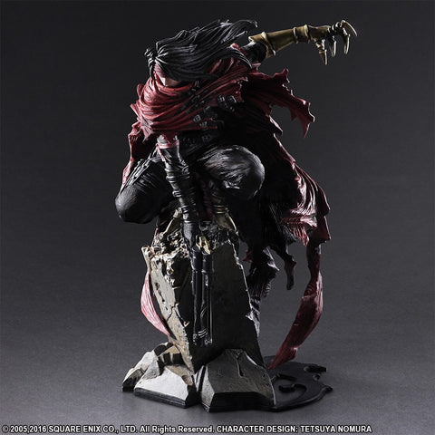 Static Arts Gallery - Final Fantasy VII: Advent Children - Vincent Valentine - Marvelous Toys - 2