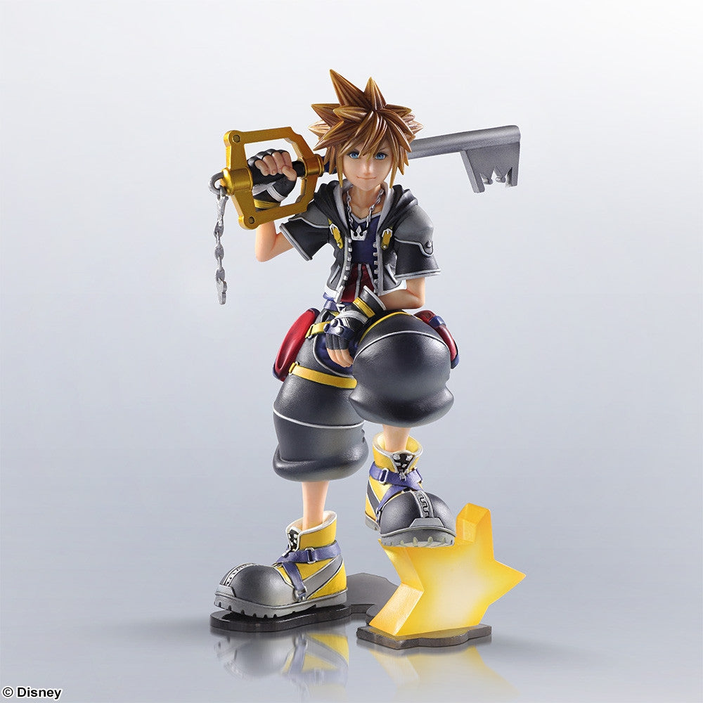Static Arts Gallery - Kingdom Hearts II - Sora - Marvelous Toys - 1