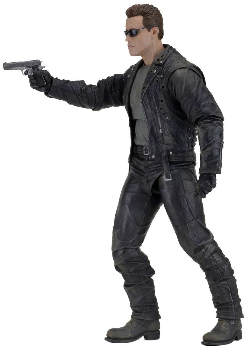 Neca - Terminator 2: Judgment Day - 1/4th Scale Figure - T-800 Arnold - Marvelous Toys - 9