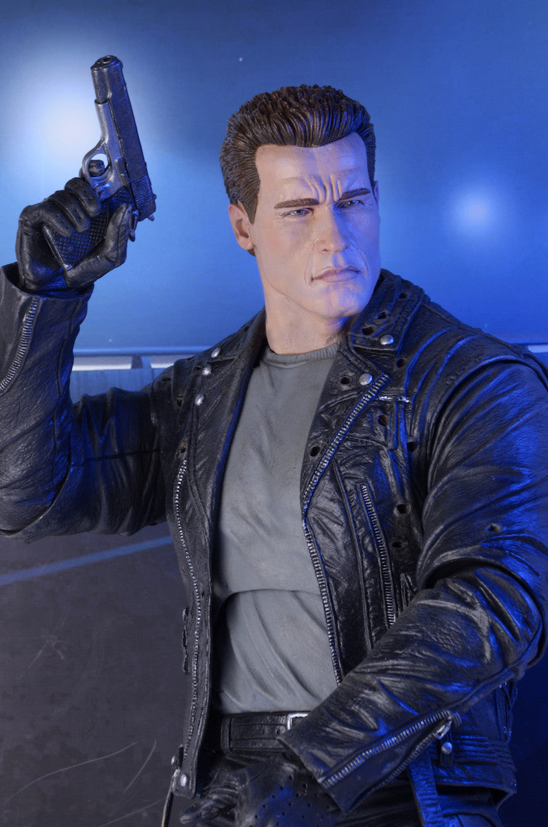 Neca - Terminator 2: Judgment Day - 1/4th Scale Figure - T-800 Arnold - Marvelous Toys - 5