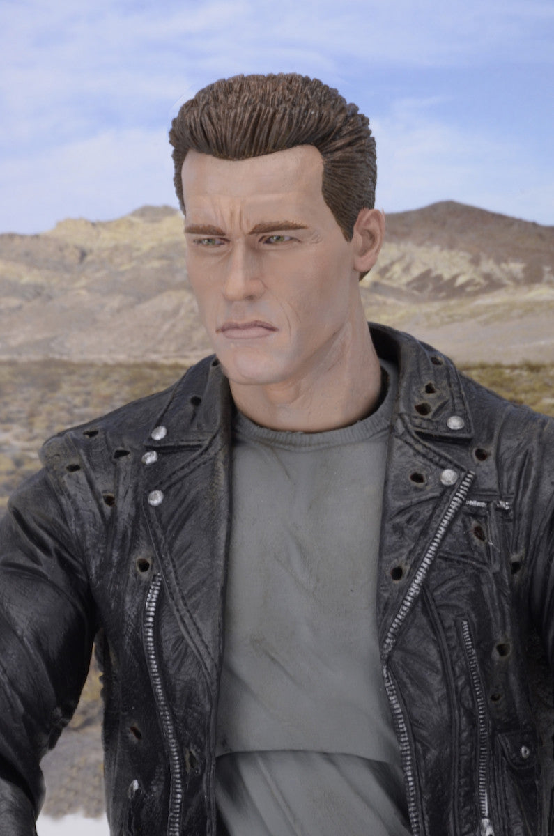 Neca - Terminator 2: Judgment Day - 1/4th Scale Figure - T-800 Arnold - Marvelous Toys - 6