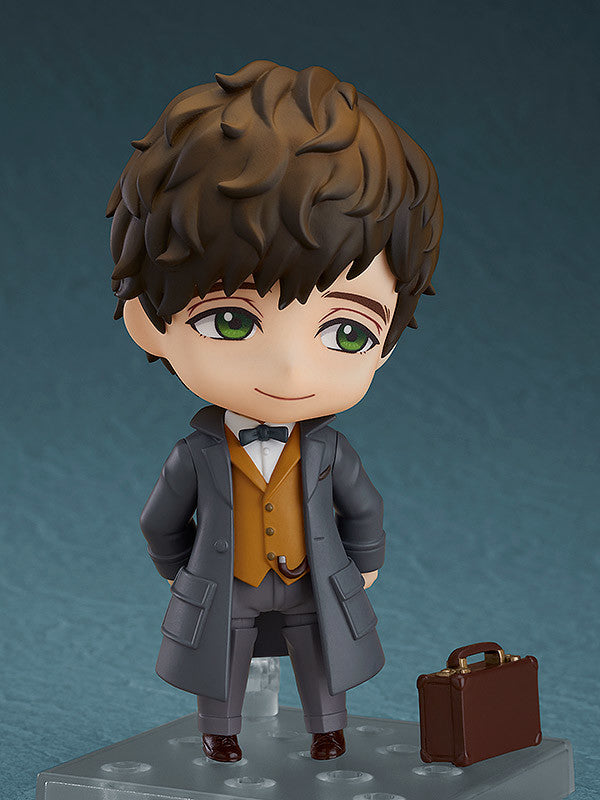 Nendoroid - 1462 - Fantastic Beasts and Where to Find Them - Newt Scamander