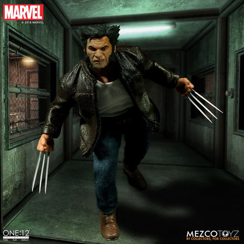 Mezco - One:12 Collective - Marvel - Logan