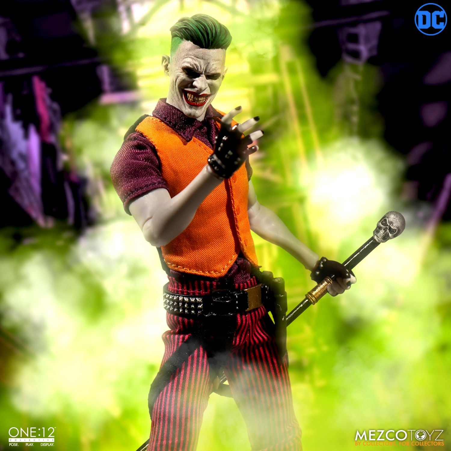 Mezco - One:12 Collection - DC Comics - The Joker (Clown Prince of Crime Edition)