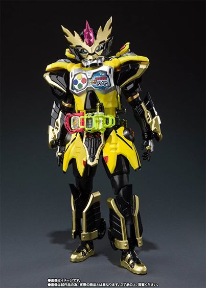 S.H.Figuarts - Kamen Rider - Masked Rider Lazer (Chambara Bike Gamer Level 3) Japan Ver. (TamashiiWeb Exclusive)