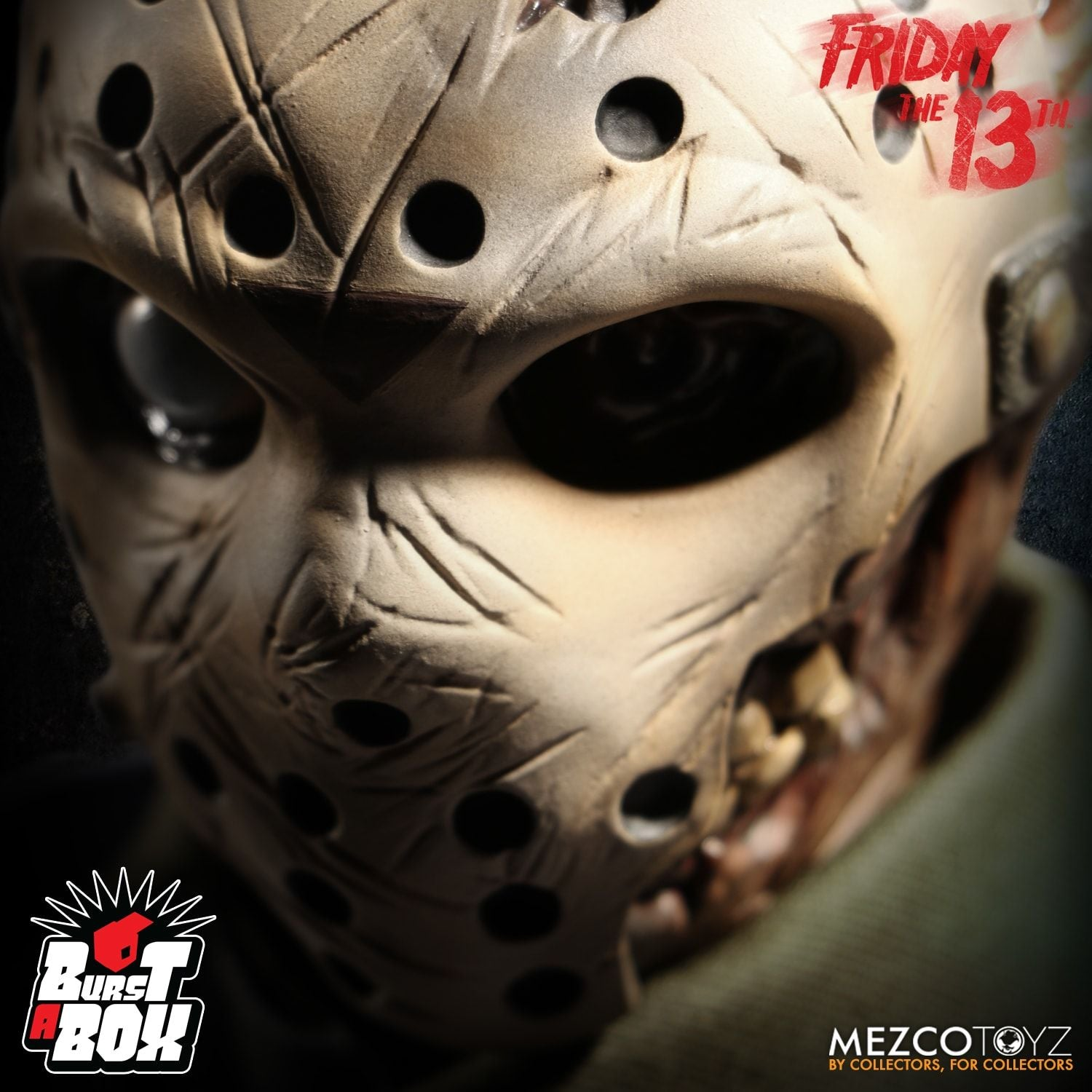 Mezco - Burst-A-Box - Friday The 13th Part VII - Jason Voorhees
