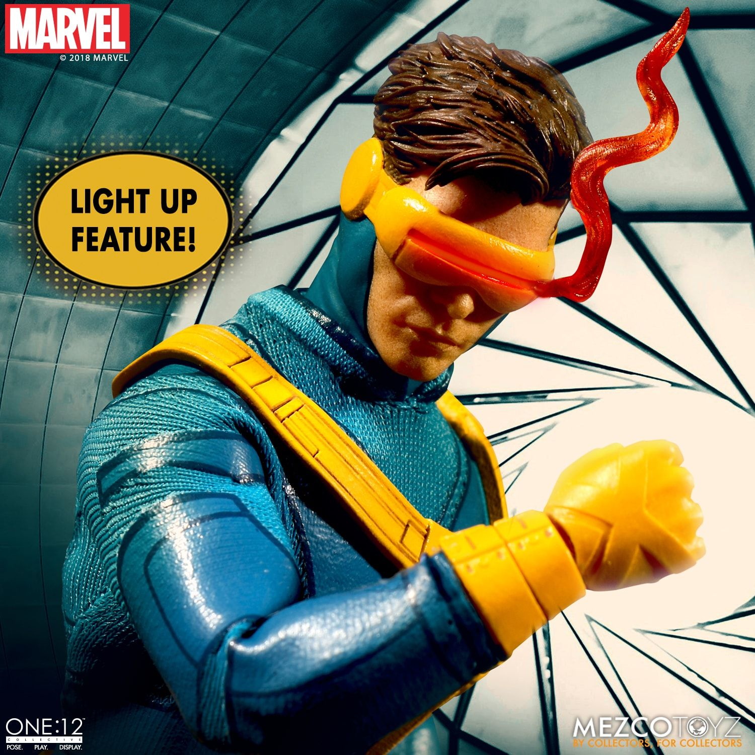 Mezco - One:12 Collective - Marvel - Cyclops