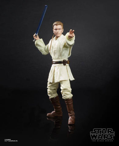 Hasbro - Star Wars: The Black Series - Obi-Wan Kenobi, 0-0-0, BT-1, Dr. Aphra, C1-10P, Ezra Bridger (2019 Wave 2 Carton of 8)