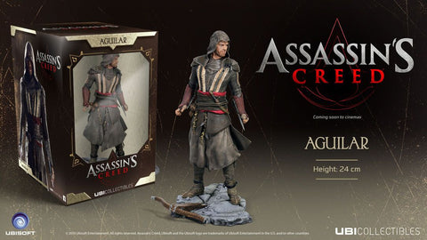 (IN STOCK) UbiCollectibles - Assassin's Creed - Movie Collection - Aguilar de Nerha