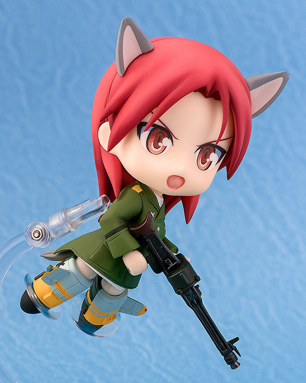 Nendoroid - 713 - Strike Witches - Minna-Dietlinde Wilcke - Marvelous Toys - 1