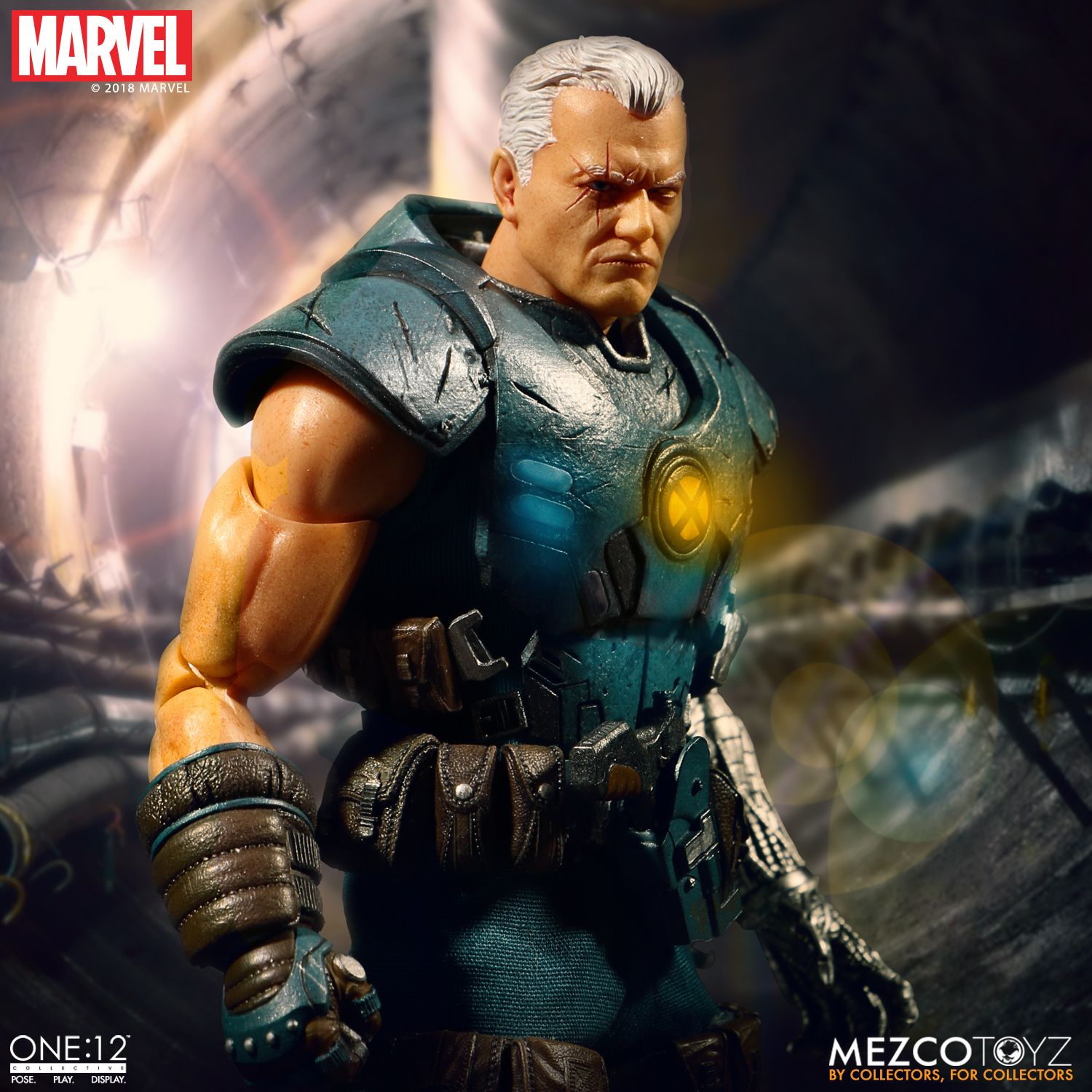 Mezco - One:12 Collective - Marvel - Cable